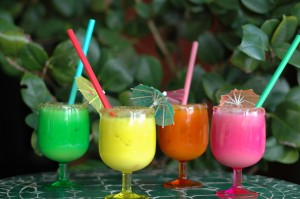 Piña Colada, verano, piscina, postres, niños, infantil, bebidas, batidos, playa, tardes, cocina,