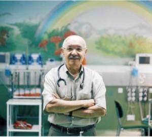 Dr. Juan Casado, el alma de la carrera.