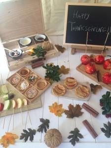 "Dulces para ""Thanksgiving"""