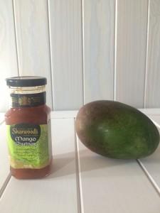 Chutney de Mango.