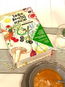 Libro de cocina de Simone Ortega