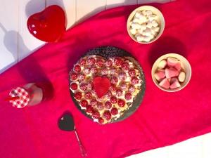 San Valentín con dulzor.