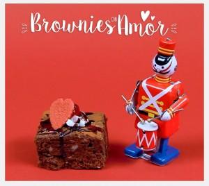 Brownie con Amor