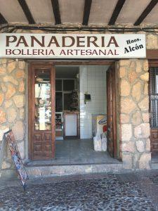 Panadería artesanal en Riaza