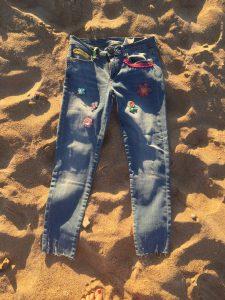 Mis pantalones con sabor a mar...