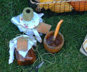Mermelada de Calabaza, Canela y Jengibre