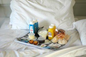 Desayuno en Lisboa