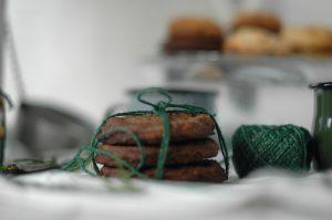 Cookies de nocilla