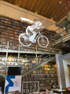 Librería Ler Devagar. Lisboa