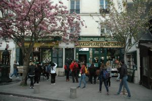 Librería Shakespeare & Co