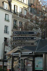 Les halles, París