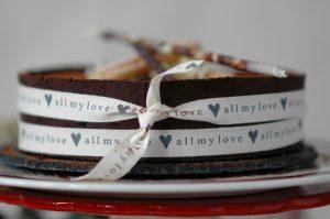 Tarta de Tiramisú y Chocolate