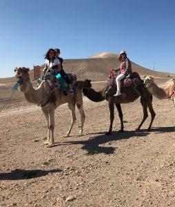 Tour por el desierto de Agafay