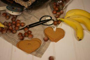 Pastel de plátano y caramelo