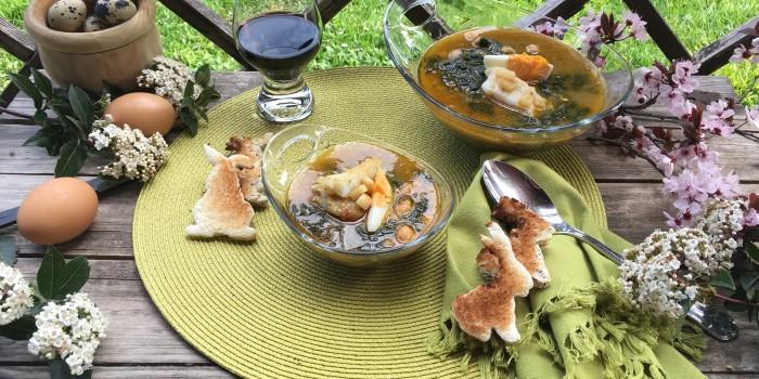 Comida tradicional de Semana Santa